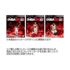 【在庫限り】 テイクツー・インタラクティブ NBA2K16 【PS3ゲームソフト】 ※パッケージデザインはランダムとなります。 [振込不可]|y-sofmap