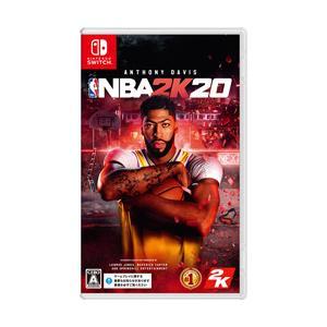 テイクツー・インタラクティブ NBA 2K20 【Switchゲームソフト】
