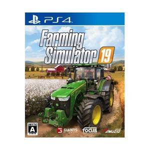 オーイズミ・アミュージオ ファーミングシミュレーター19 【PS4ゲームソフト】|y-sofmap