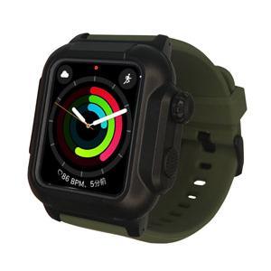 ROOX YHDIPCW4L-MG Apple Watch Series 4 (44mm) 防塵防水ケース ミリタリー|y-sofmap
