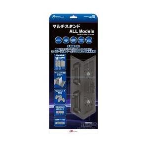 アンサー PS4用 マルチスタンド All Models ブラック [ANS-PF060BK] y-sofmap