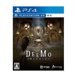 【11/21発売予定】 UNTIES DEEMO -Reborn- (ディーモ リボーン) 【PS4ゲームソフト】|y-sofmap