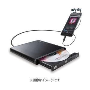 ロジテック LDR-PMJ8U2RBK(ブラック) スマートフォン/タブレット対応[Android・...