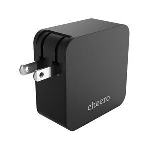 CHEERO チーロ cheero 2 port PD Charger ( PD 18W + USB...