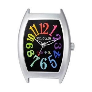 ディンクス 置き時計 「フランク三浦九号機」 FM09K-CRB (レインボーブラック)|y-sofmap