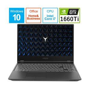 Lenovo(レノボ) Legion Y540 15.6型ゲーミングノートパソコン Core i7 メモリ16GB SSD1TB Office付き Windows10 ブラック 81SX001JJP y-sofmap