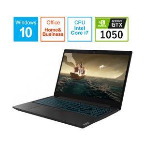 Lenovo(レノボ) ideapad L340 Gaming 15.6型ゲーミングノートパソコン Core i7 メモリ8GB HDD1TB GTX1050 Office付き Windows10 ブラック 81LK001DJP|y-sofmap