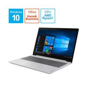 Lenovo(レノボ) ideapad L340 81LW002QJP ブリザードホワイト 15.6型ノートパソコン Ryzen 7 メモリ8GB SSD256GB Office付き Windows10|y-sofmap