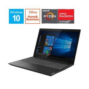 レノボジャパン Lenovo ノートPC ideapad L340 81LW002RJP グラナイトブラック [Ryzen 3・15.6インチ・Office付き・SSD 128GB・メモリ 4GB]|y-sofmap