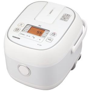 【11/上旬発売予定】 東芝 TOSHIBA RC-5XN-W 炊飯器 ホワイト [3合 /IH]|y-sofmap