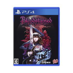 【特典対象】【10/24発売予定】 Bloodstained:Ritual of the Night (ブラッドステインド:リチュアル・オブ・ザ・ナイト) 【PS4ゲームソフト】|y-sofmap