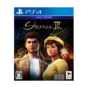 【特典対象】【11/19発売予定】 Deep Silver シェンムーIII - リテールDay1エディション 【PS4ゲームソフト】|y-sofmap