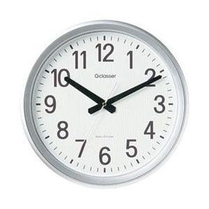 キングジム 電波掛け時計 「ダクスト」 GDK-003|y-sofmap