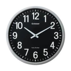 キングジム 電波時計ザラージ黒文字盤 GDK-001K|y-sofmap