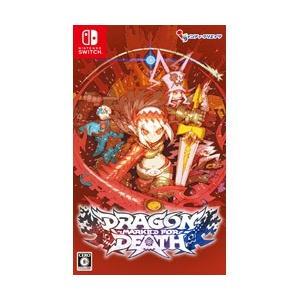 インティ・クリエイツ Dragon Marked For Death 通常版 【Switchゲームソ...