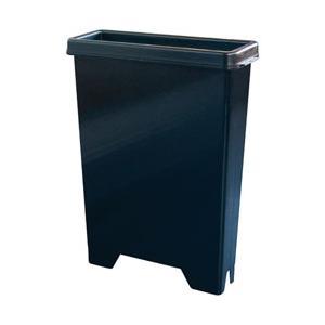 オーエルアイ ラップラクン 小型衛生庖丁差(6本用) ブラック <ALT1103>