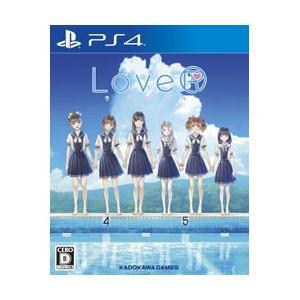 角川ゲームス LoveR (ラヴアール) 【PS4ゲームソフト】|y-sofmap