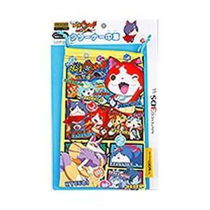 プレックス 映画妖怪ウォッチ ニンテンドー3DS LL対応クリーナー巾着 ポップ 【3DS LL】 ...