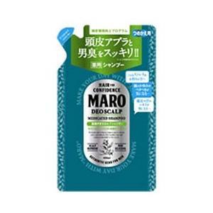 ストーリア 【MARO】 薬用デオスカルプシャンプー つめかえ用 (400ml)