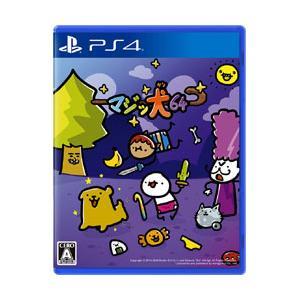 イントラゲームズ マジッ犬64 【PS4ゲームソフト】|y-sofmap