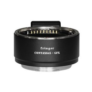 富士フイルムGマウント規格の中判ミラーレスカメラ用、コンタックス645マウントレンズ対応の電子マウン...