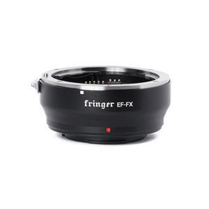 キヤノンEFマウントレンズを富士フイルムXマウント規格のミラーレスカメラで使用するために開発された電...