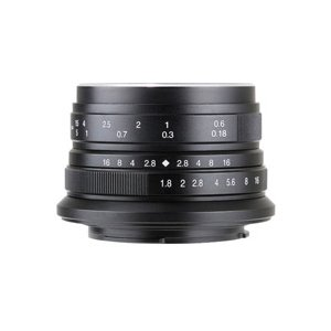 七工匠 カメラレンズ 7artisans 25mm F1.8【FUJIFILM Xマウント】 25F...