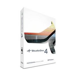 プリソーナス 〔Win・Mac版/メディアレス〕 Studio One 4 Professional...