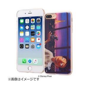 〔iPhone 7 Plus用:背面ケース〕 しなやかで柔軟性があり、衝撃に強く透明度の高いTPU素...