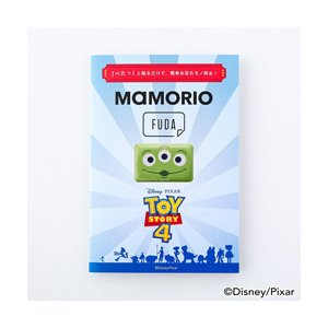MAMORIO MAMORIO FUDA Disney ver リトルグリーンメン MAMF-001...