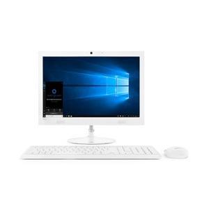 Lenovo(レノボ) ideacentre AIO 330 F0D7006BJP ホワイト 19.5型デスクトップパソコン Celeron メモリ4GB HDD 1TB Windows10 [振込不可]|y-sofmap