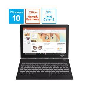 Lenovo(レノボ) Yoga Book C930 10.8型ノートパソコン Core i5 メモリ4GB SSD256GB Office付き Windows10 アイアングレー ZA3S0142JP y-sofmap