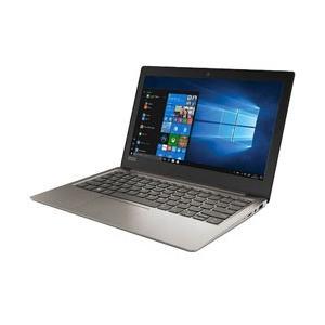 Lenovo(レノボ) Ideapad 120S 11.6型ノートパソコン Celeron メモリ4GB SSD128GB Windows10 ミネラルグレー 81A4002CJP [振込不可]|y-sofmap