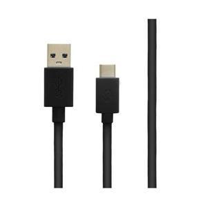 〔USB-Cポート用:USB-A ⇔ USB-Cケーブル(充電・転送)〕 スマートフォン用、[USB...