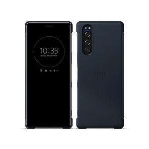 SONY(ソニー) SONY純正 Xperia 5 Style Cover View SCVJ10J...