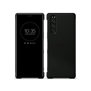 SONY(ソニー) SONY純正 Xperia 5 Style Cover View [振込不可]