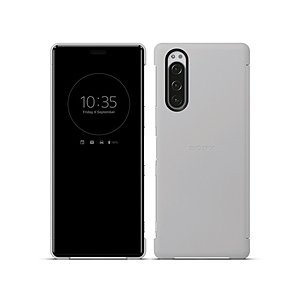 SONY(ソニー) SONY純正 Xperia 5 Style Cover View