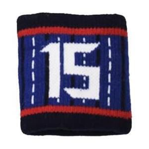 マッス サッカー日本代表 応援グッズ リストバンド ナンバー(#15)O-213