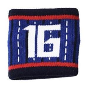 マッス サッカー日本代表 応援グッズ リストバンド ナンバー(#16)O-214
