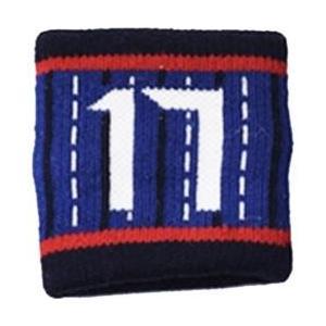 マッス サッカー日本代表 応援グッズ リストバンド ナンバー(#17)O-215