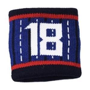マッス サッカー日本代表 応援グッズ リストバンド ナンバー(#18)O-216