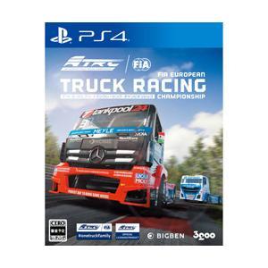 【10/31発売予定】 3goo FIA ヨーロピアン・トラックレーシング・チャンピオンシップ 【PS4ゲームソフト】|y-sofmap