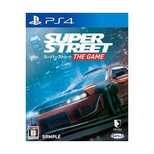 【11/14発売予定】 KEMCO スーパー・ストリート: The Game 【PS4ゲームソフト】|y-sofmap