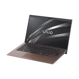 VAIO(バイオ) VAIO SX14 i5 14.0型ノートパソコン Core i5 メモリ8GB SSD256GB Office付き Windows10 ブラウン VJS14190411T|y-sofmap