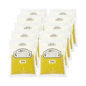 シロカ siroca×日本製粉 毎日おいしいパンミックス お手軽食パンミックス(1斤×10袋) スウ...