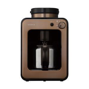 全自動コーヒーメーカーは、挽きたての豆からコーヒーが楽しめる、ミル内蔵のコーヒーメーカー。 本体にミ...