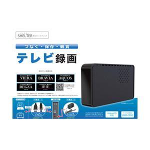 MARSHAL(マーシャル) HD-PV8.0U3-BKS 外付けハードディスク [USB3.0/8TB/ブラック] SHELTERシリーズ 【ビックカメラグループオリジナル】 y-sofmap