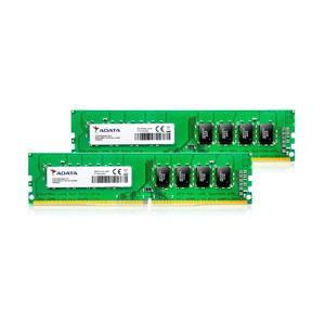 ADATA(エイデータ) 増設メモリ デスクトップ用   AD4U266638G19-D [DIMM DDR4 /8GB /2枚]の画像