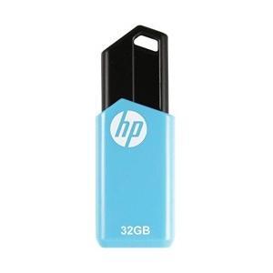 HP HPFD150W-32 ブルー USBメモリー 32GB