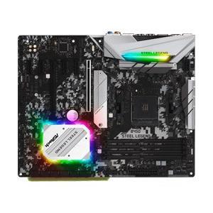 マザーボード(ATX)/Socket AM4/AMD B450/DDR4/PCI-Ex16/PCI-...